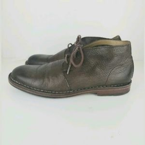 Cole Haan Mens Chukka Boots Size 9.5 Shoes Leather